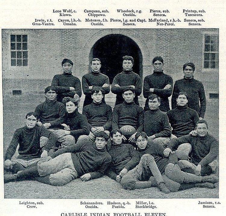 1895 Carlisle Indians football team