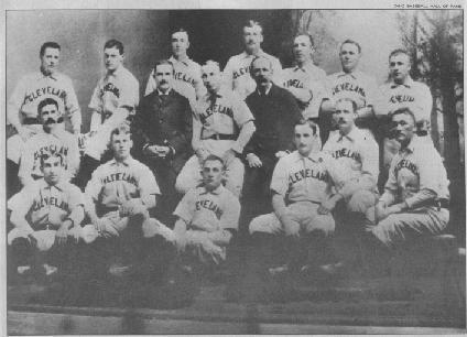 1895 Cleveland Spiders season