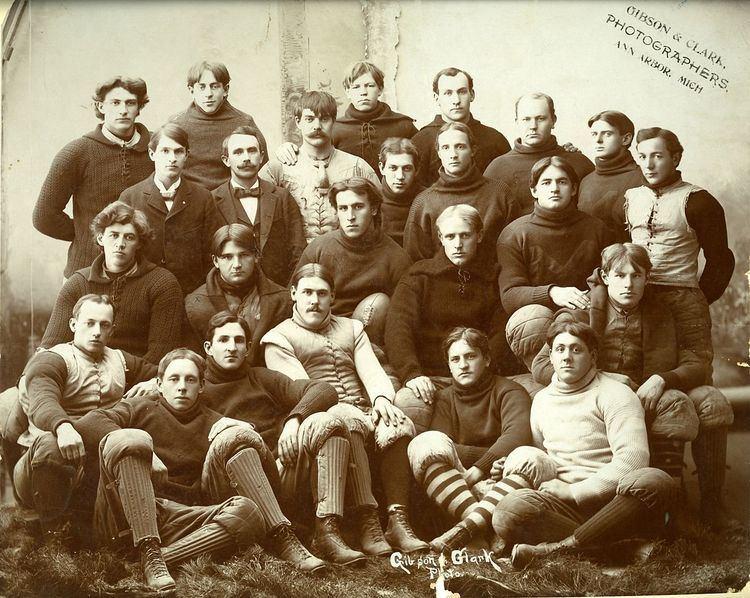 1895 Michigan Wolverines football team