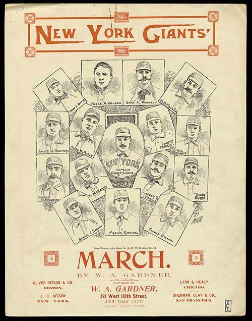 1895 New York Giants season