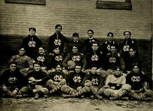 1895 North Carolina Tar Heels football team