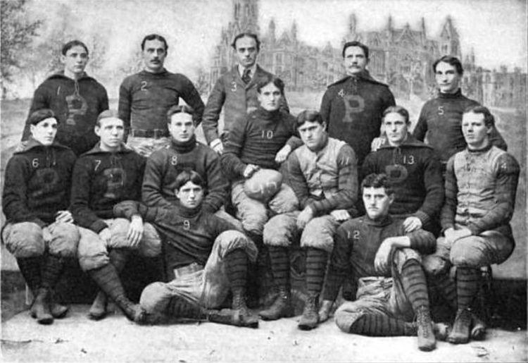 1895 Penn Quakers football team