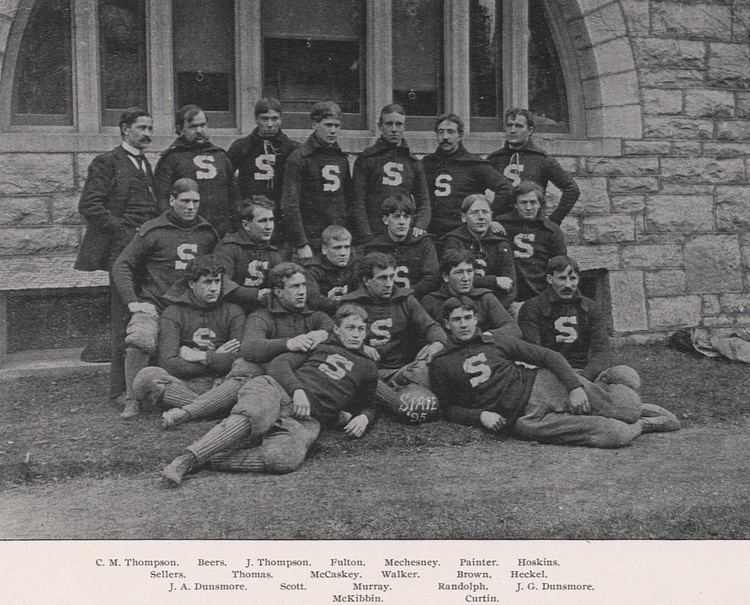 1895 Penn State Nittany Lions football team