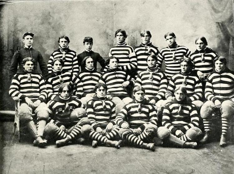 1895 VMI Keydets football team