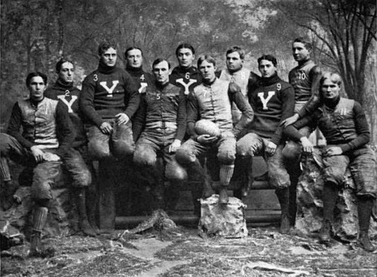 1895 Yale Bulldogs football team