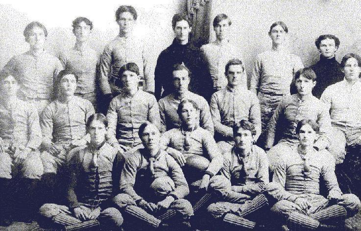 1896 Clemson Tigers football team
