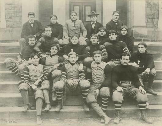 1896 Lafayette football team