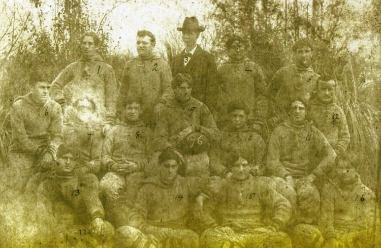 1896 LSU Tigers football team