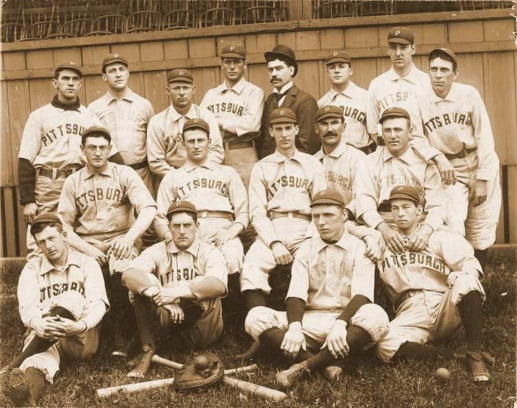 1896 Pittsburg Pirates season