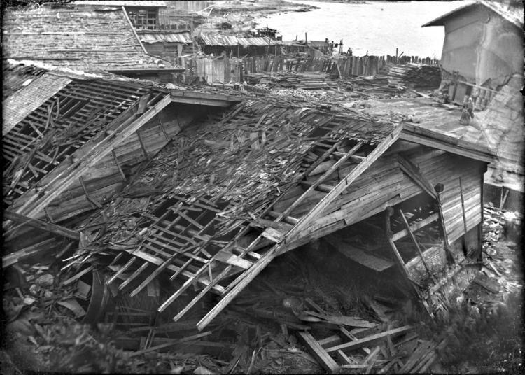 1896 Sanriku earthquake Images of 1896 Sanriku quake found The Japan Times