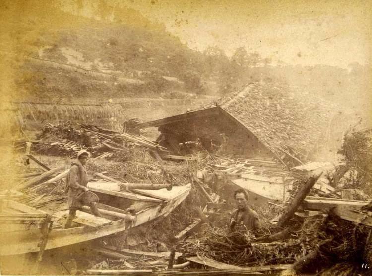 1896 Sanriku earthquake Pinterest The world39s catalog of ideas