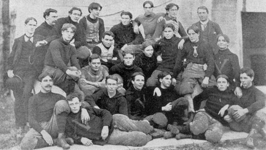 1896 Vanderbilt Commodores football team