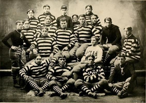 1896 VMI Keydets football team