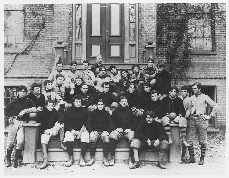 1896 VPI football team