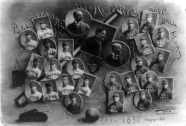 1897 Baltimore Orioles season