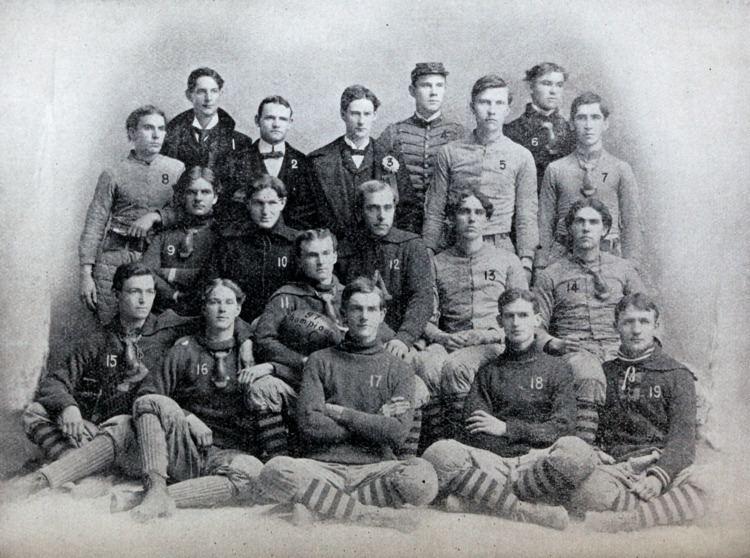 1897 Clemson Tigers football team