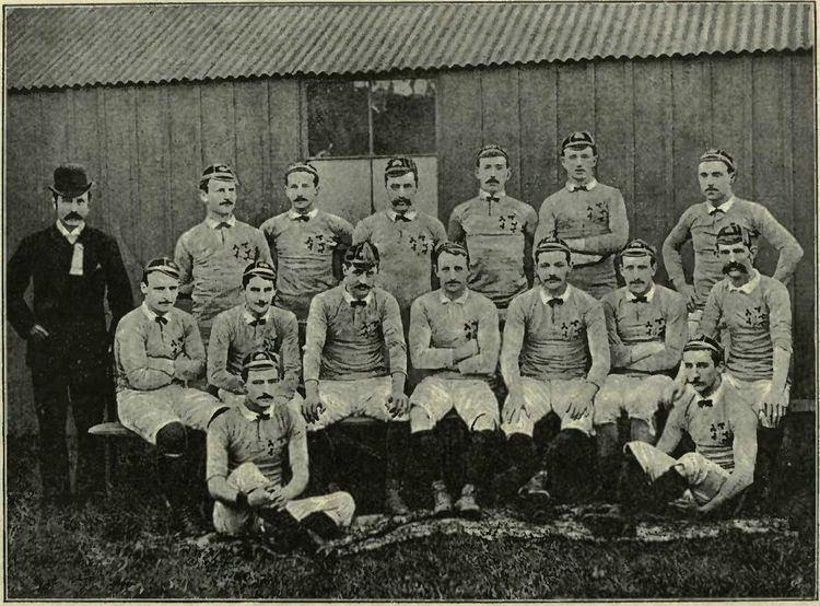 1897 Home Nations Championship