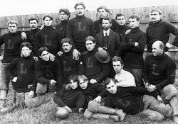 1897 Latrobe Athletic Association season