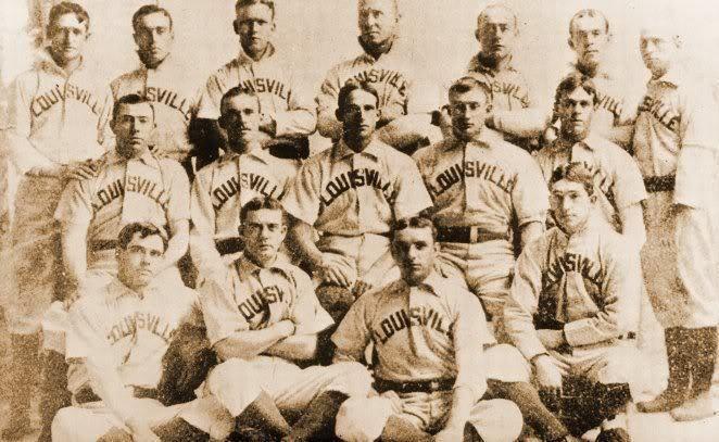 1897 Louisville Colonels season