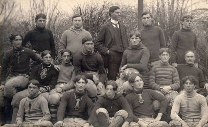 1897 LSU Tigers football team