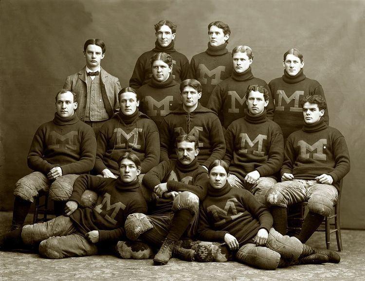 1897 Michigan Wolverines football team
