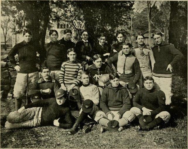 1897 North Carolina Tar Heels football team