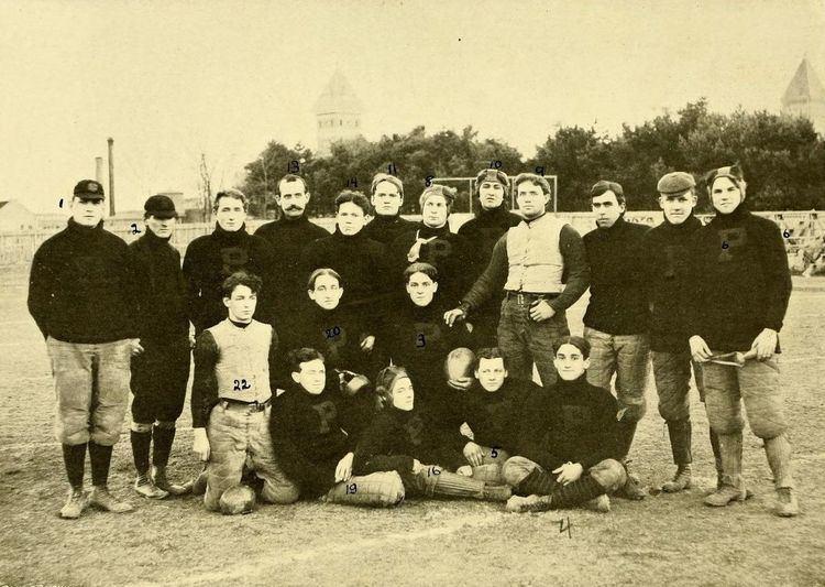 1897 Purdue Boilermakers football team