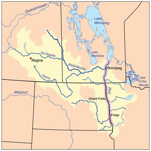 1897 Red River flood
