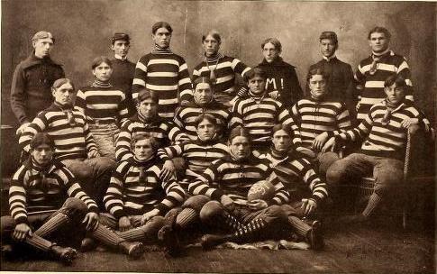 1897 VMI Keydets football team