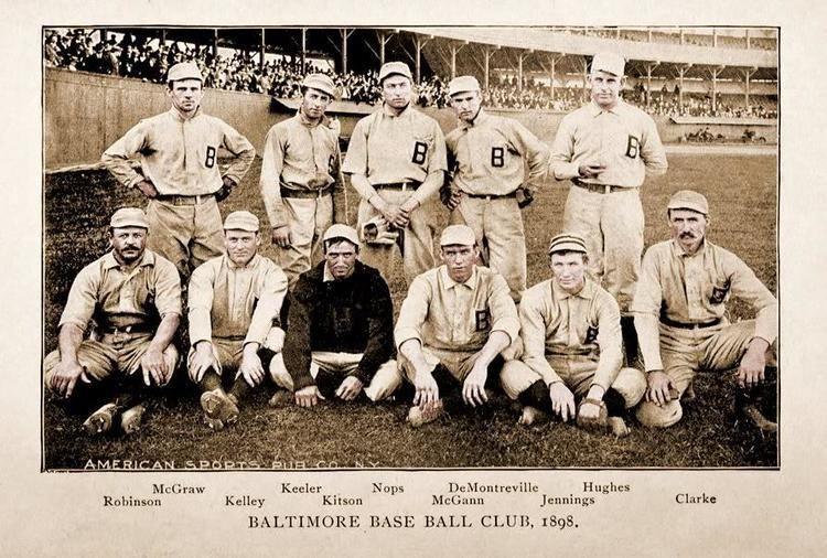 1898 Baltimore Orioles season