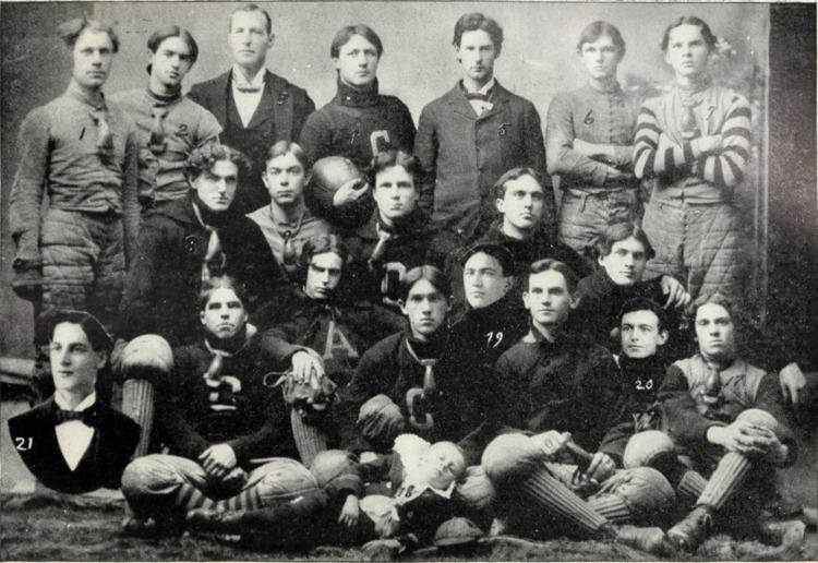 1898 Clemson Tigers football team