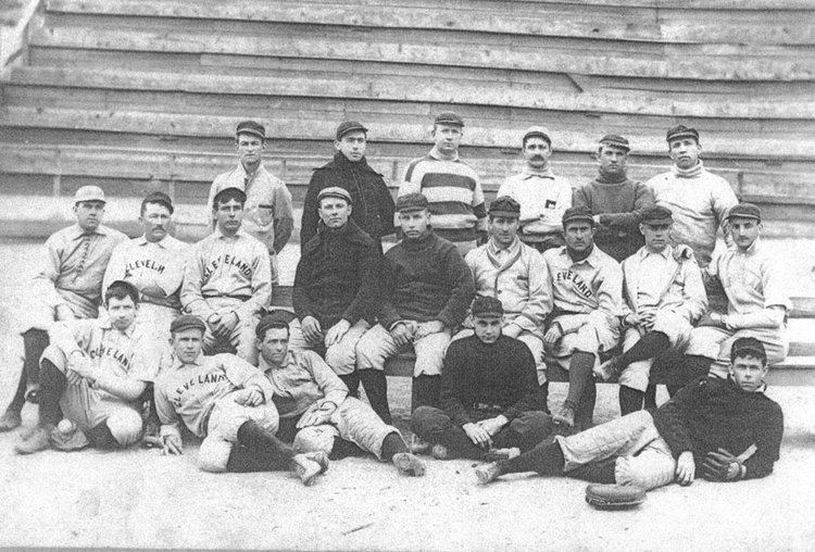 1898 Cleveland Spiders season