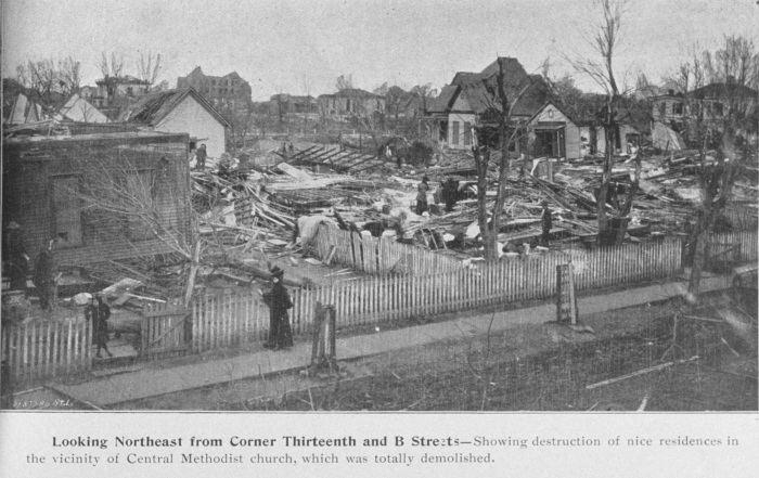 1898 Fort Smith, Arkansas, tornado