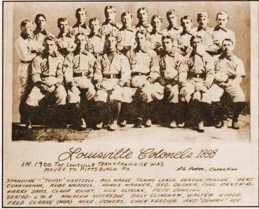 1898 Louisville Colonels season