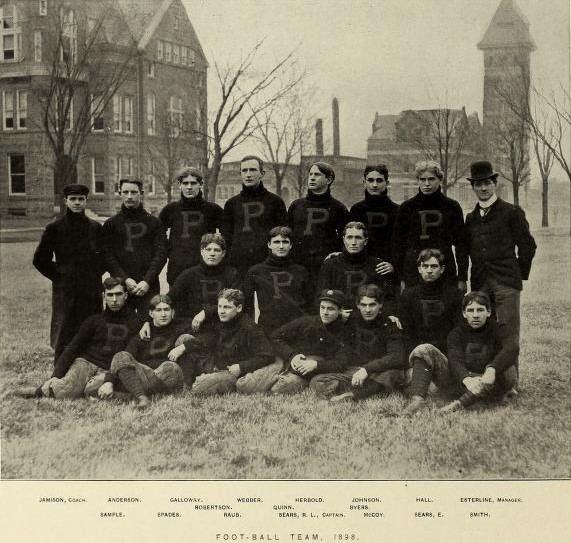 1898 Purdue Boilermakers football team