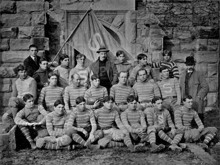 1898 Sewanee Tigers football team