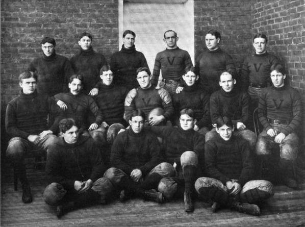 1898 Virginia Cavaliers football team