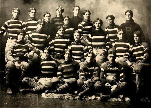 1898 VMI Keydets football team