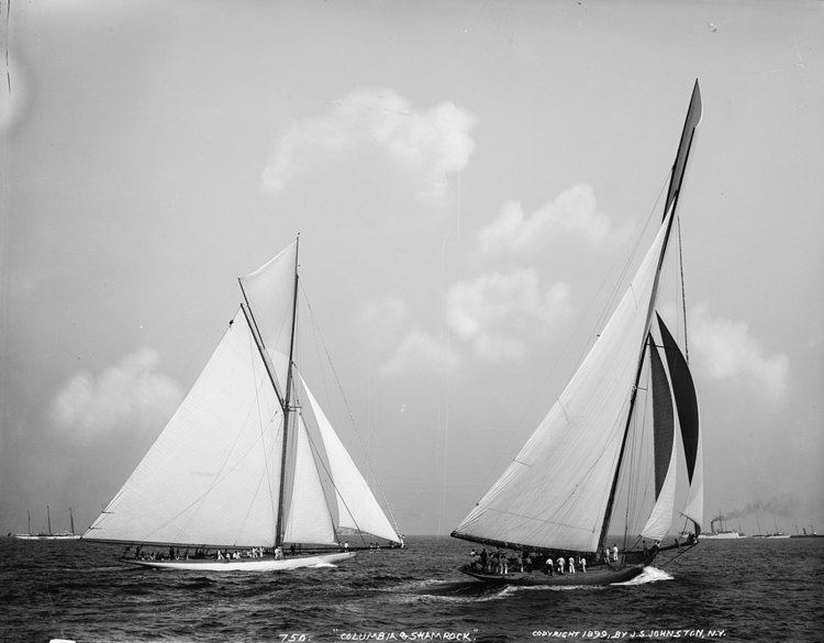 1899 America's Cup