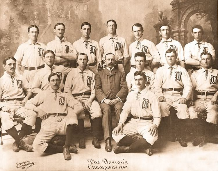 1899 Boston Beaneaters season