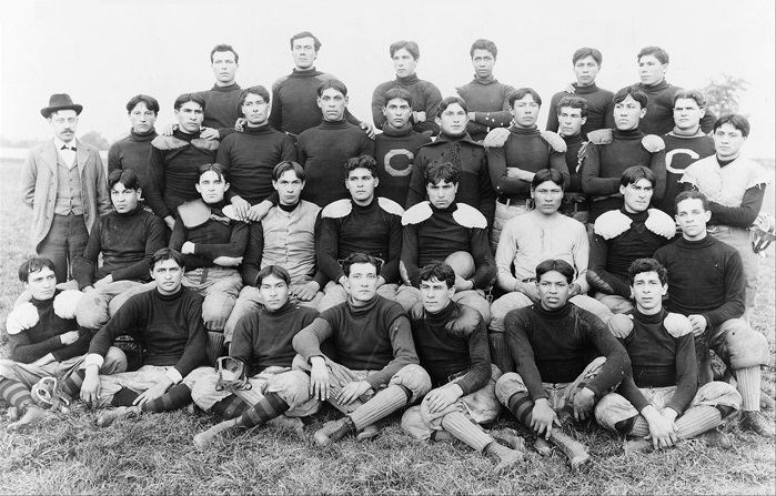 1899 Carlisle Indians football team