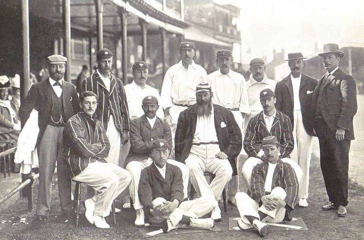 1899 English cricket season