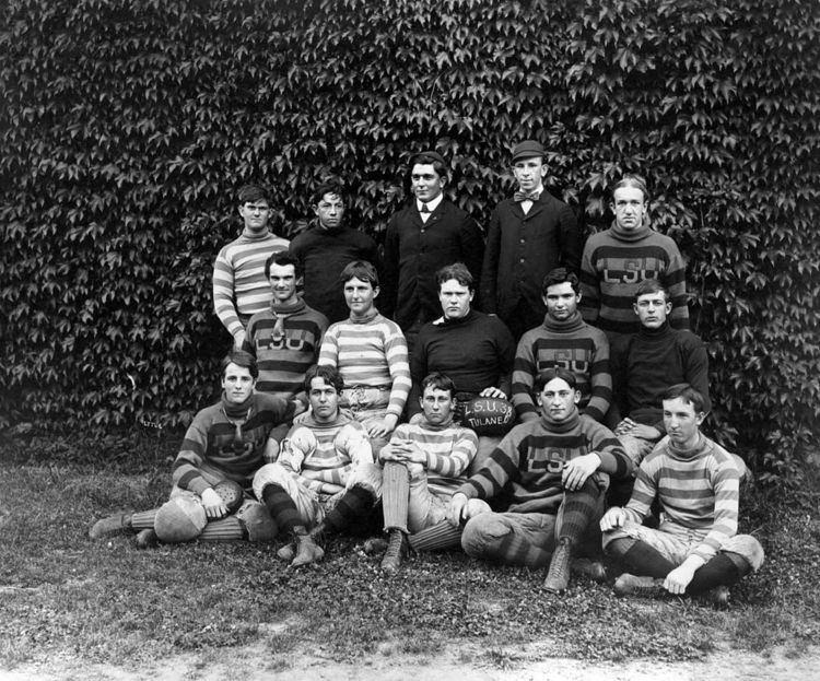 1899 LSU Tigers football team