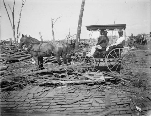 1899 New Richmond tornado The 10 Deadliest US Tornadoes