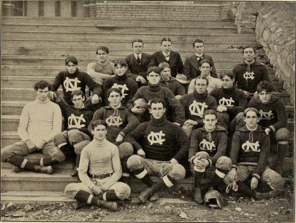 1899 North Carolina Tar Heels football team