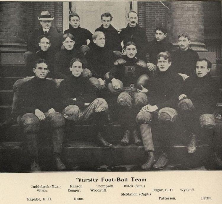 1899 Rutgers Queensmen football team
