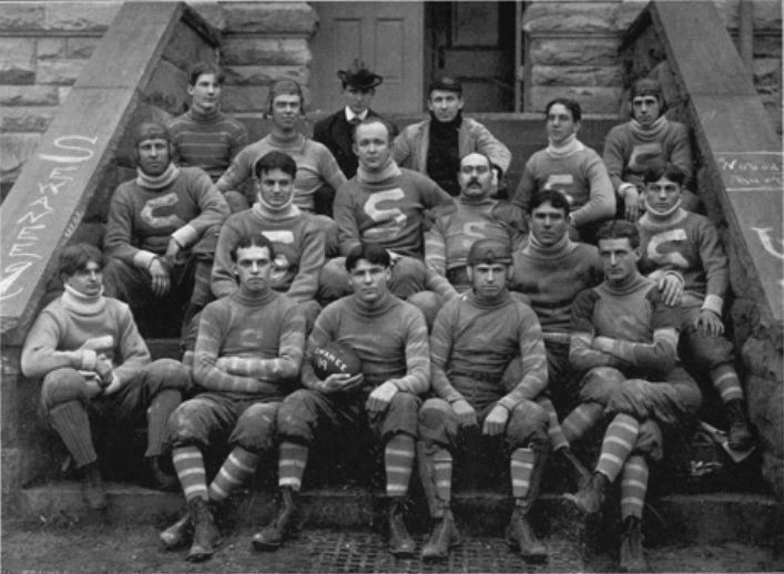 1899 Sewanee Tigers football team