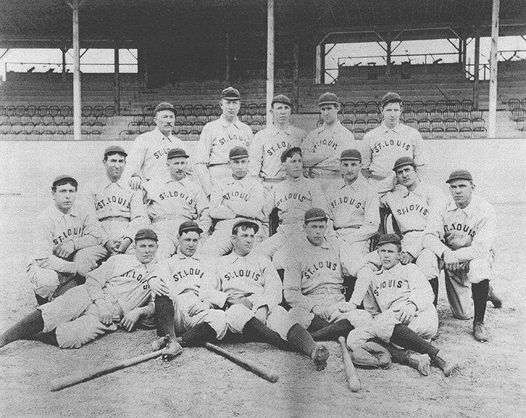 1899 St. Louis Perfectos season