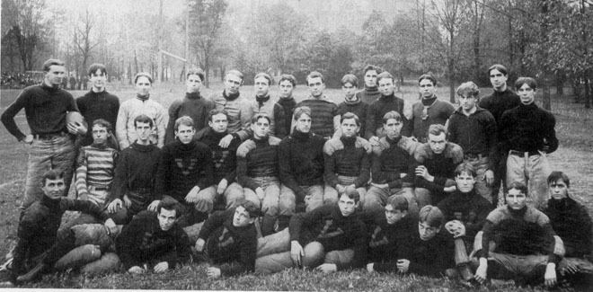 1899 Vanderbilt Commodores football team