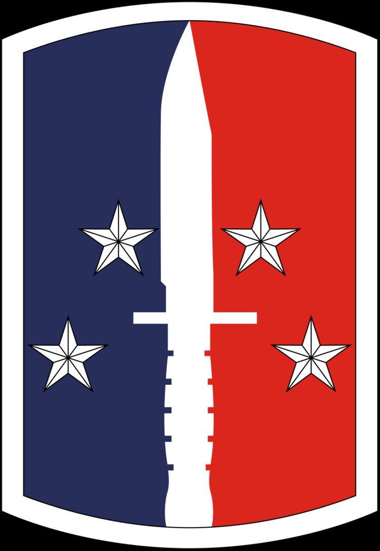 189th Infantry Brigade (United States)